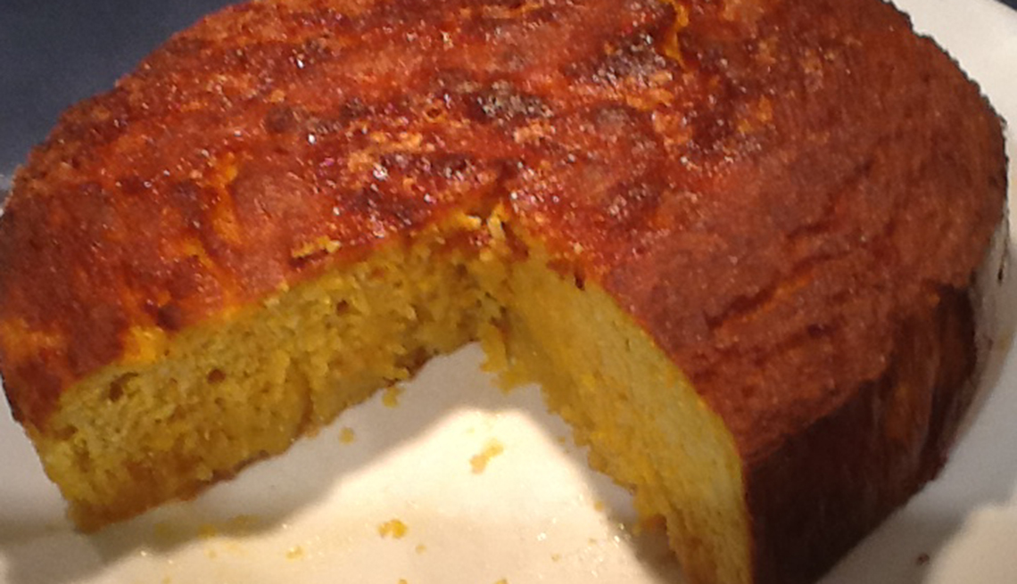 Clementine cake, Thanksgiving Recipes and Not a Pinch of Guilt