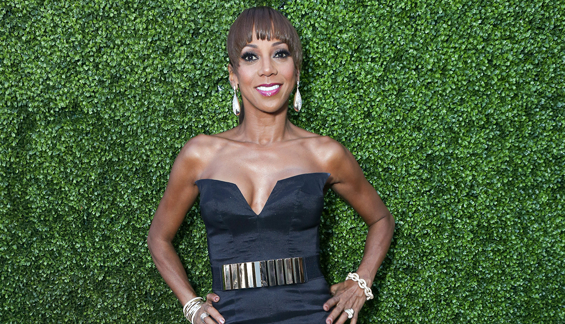 Holly Robinson Peete on Family, Fitness and Fun After 50