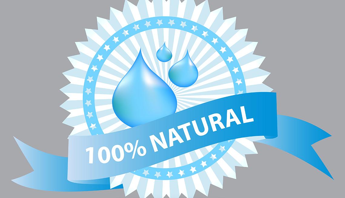 100 percent Natural label, Good Habits Go Bad