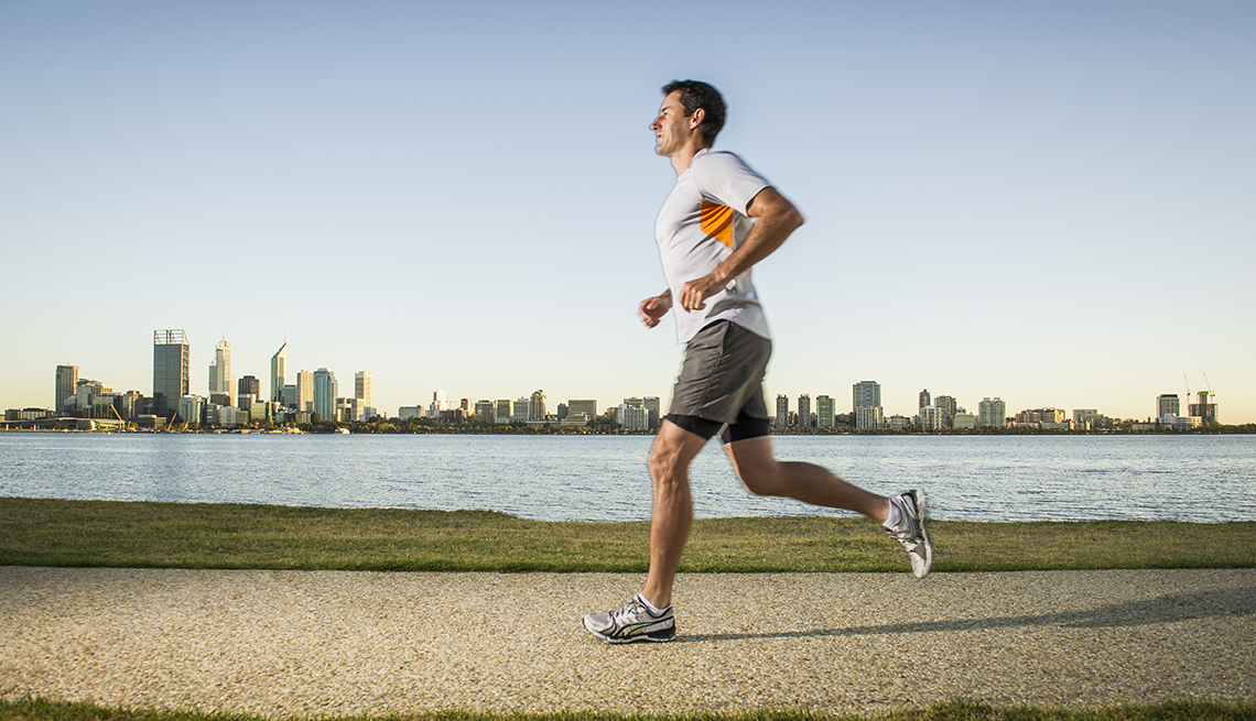 SLIDESHOW: 5 Surprising Benefits of 5 Minutes of Exercise