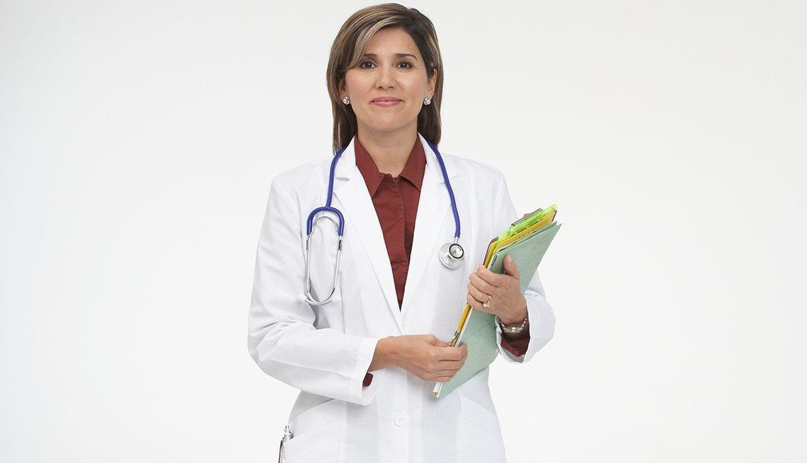 Enfermera titulada