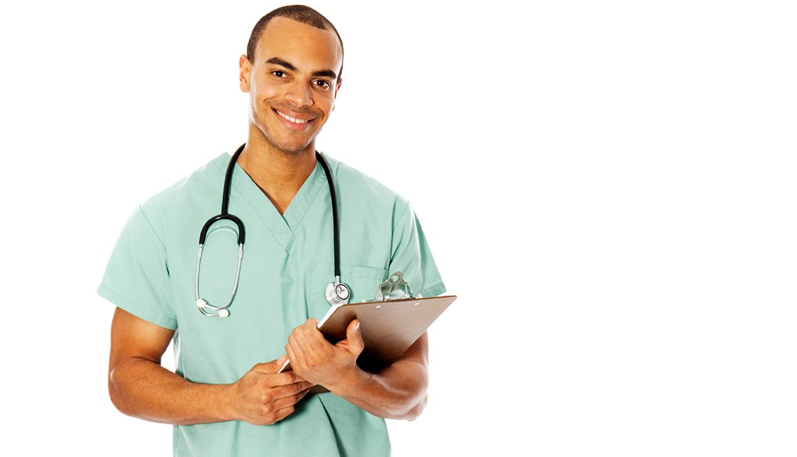 Enfermero titulado
