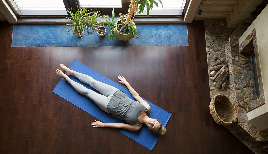Yoga Poses to Relieve Chronic Pain
