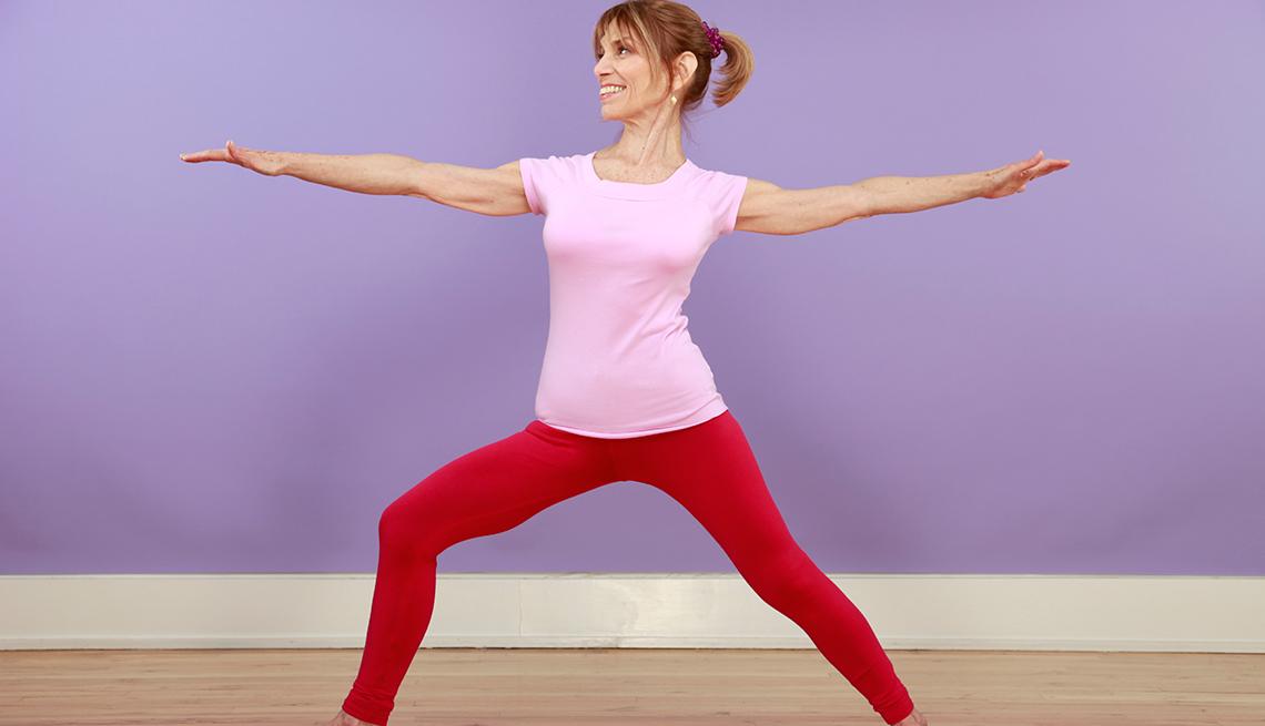Ten Easy Yoga Poses for Beginners, Yoga Guide - AARP