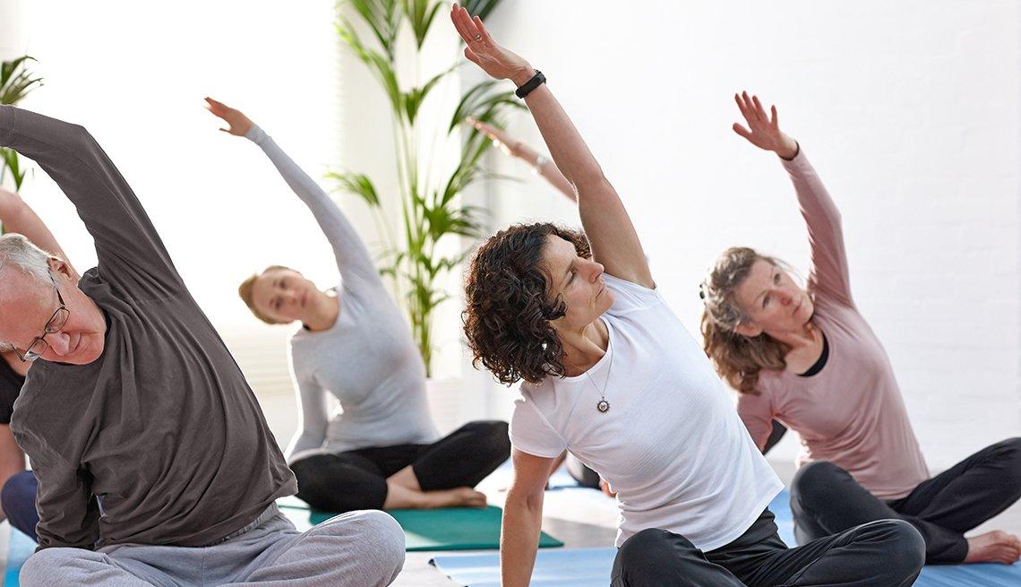 PROMO Yoga Poses to Relieve Chronic Pain
