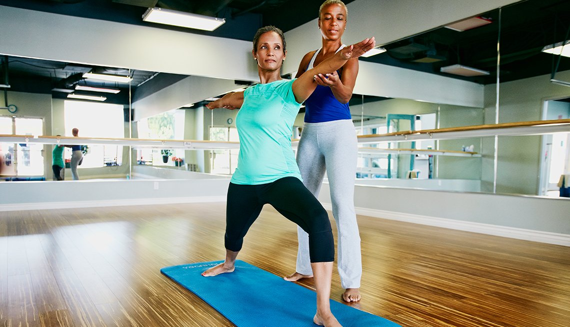 How to find a great yoga teacher