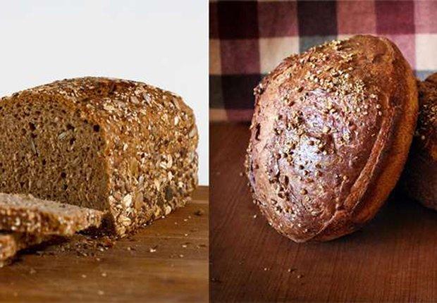 Pan integral o pan de multicereales