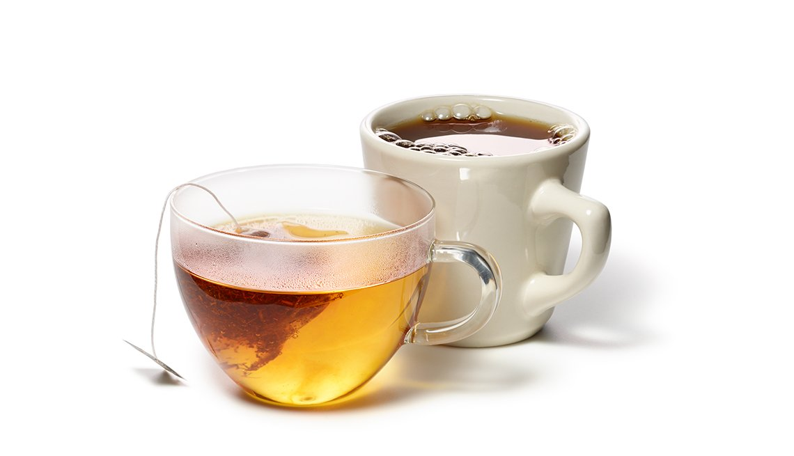 Cup of tea, Cup of coffee, Foods That Fight Cancer