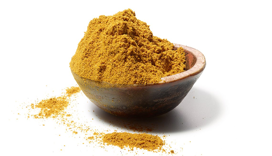 Curry powder, Foods That Fight Cancer