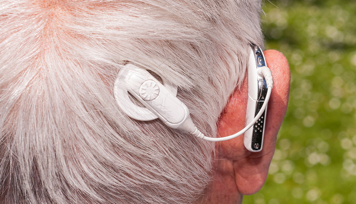 Do Older People Need Cochlears?