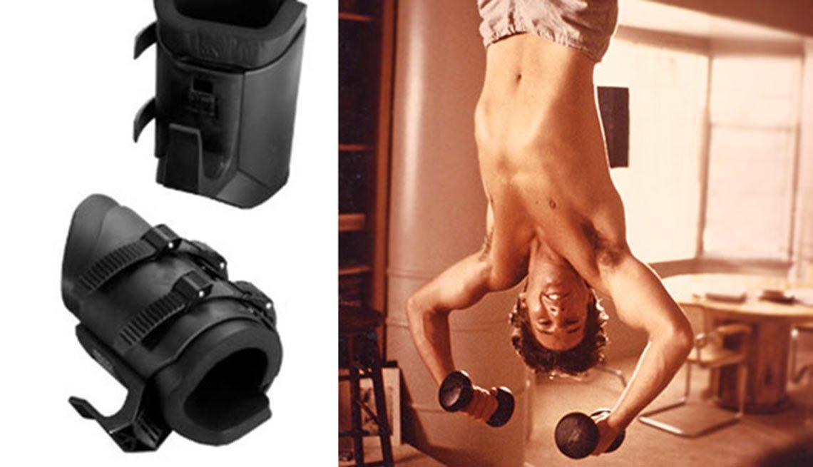 Richard Gere, American Gigolo, Gravity boots, Boomer Fitness Fads