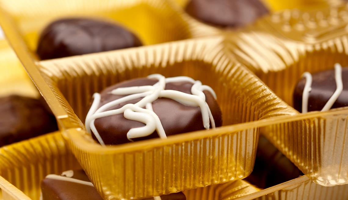 Vuelve a regalar el chocolate