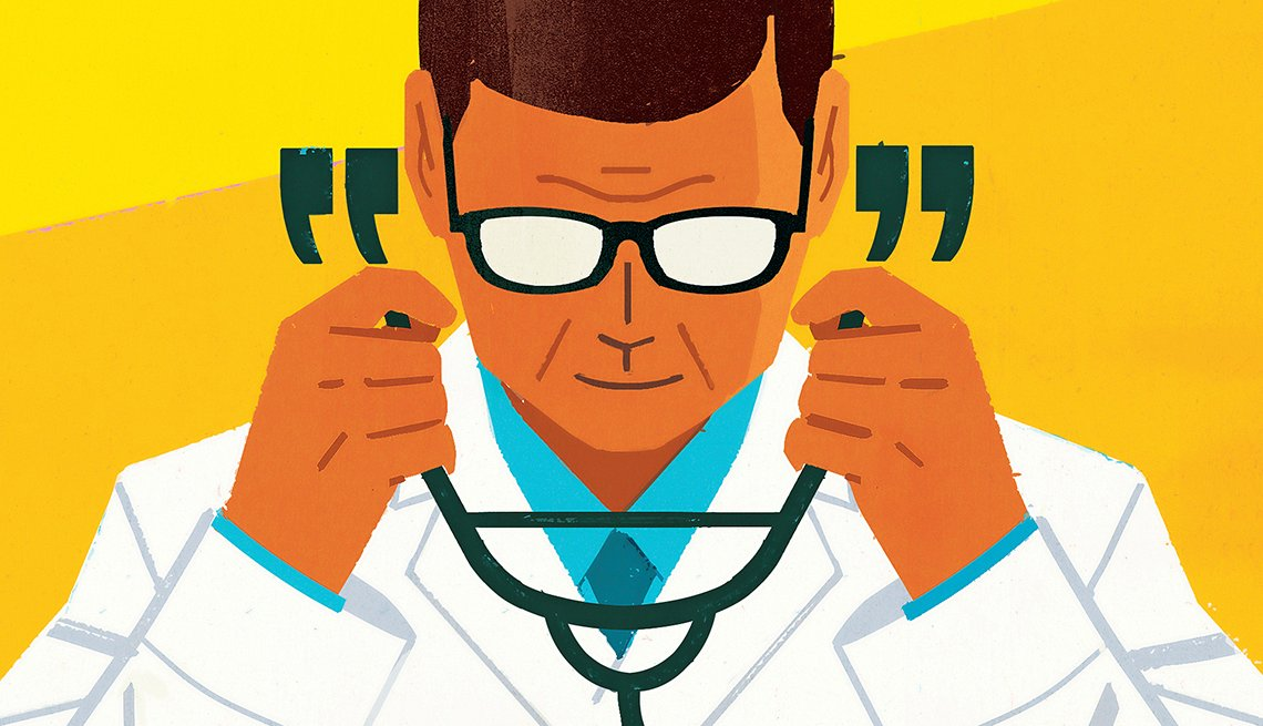 How to Talk So Your Doctor Will Listen