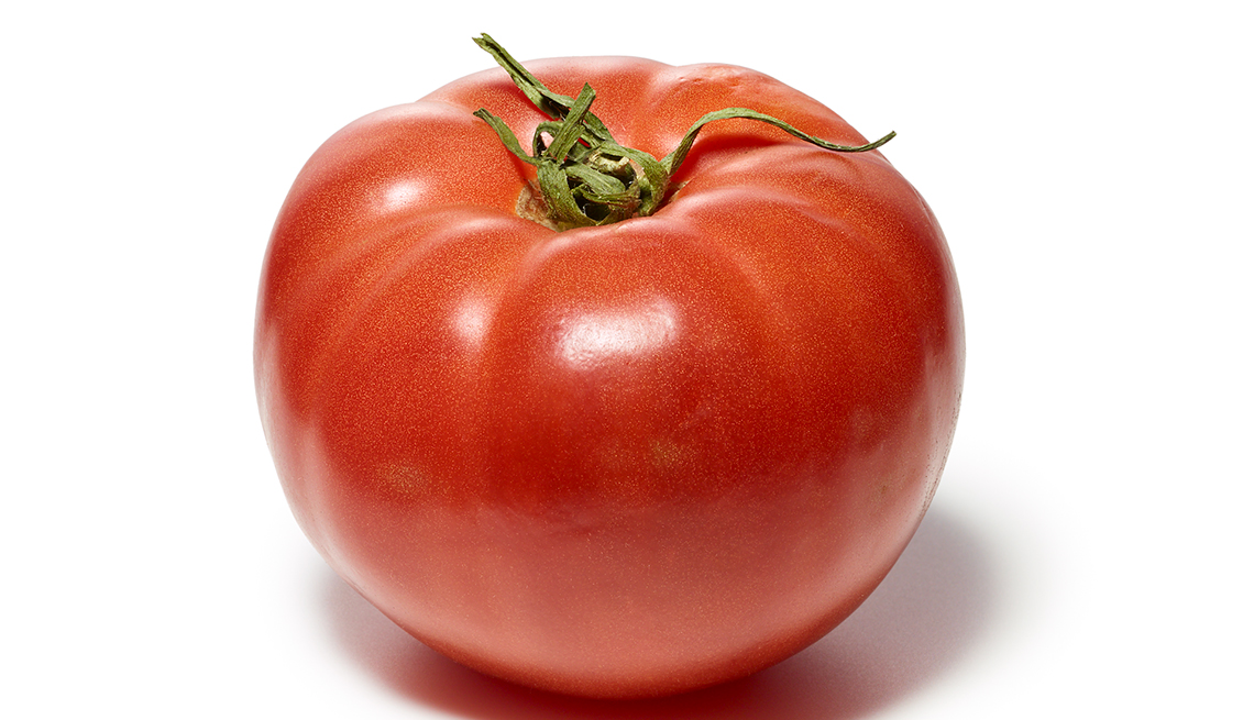 A whole, ripe tomato, Foods That Fight Cancer