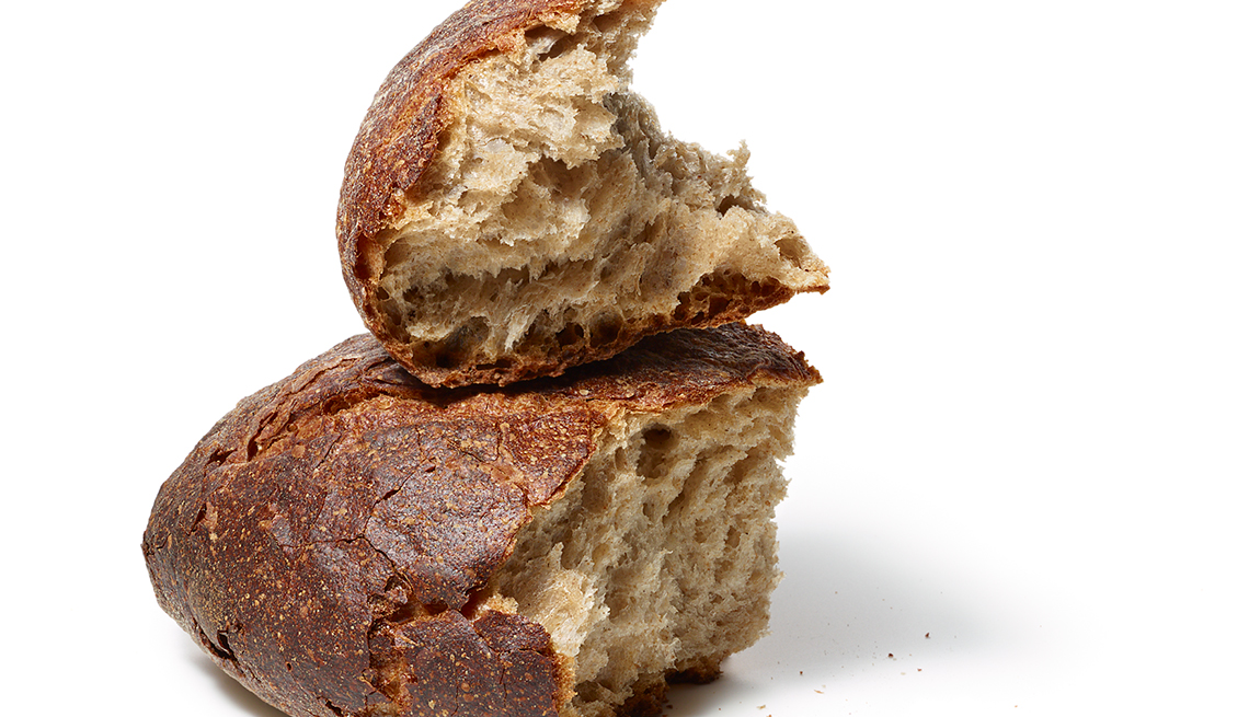 Whole grain bread, Foods That Fight Cancer