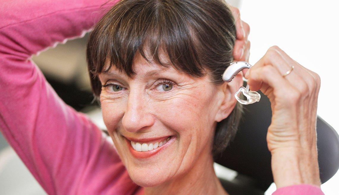 Bouton: A Look Back at Hearing Health