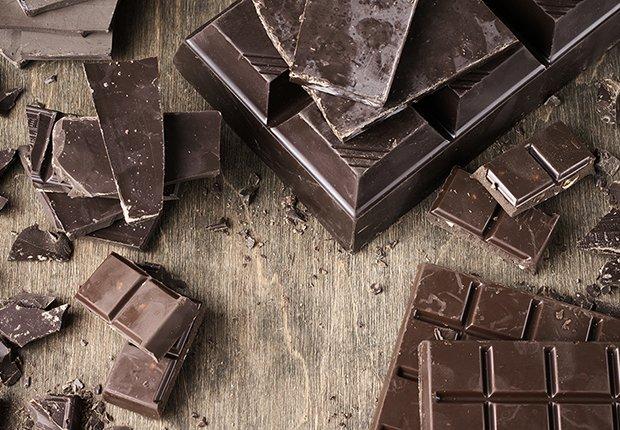 Chocolate oscuro