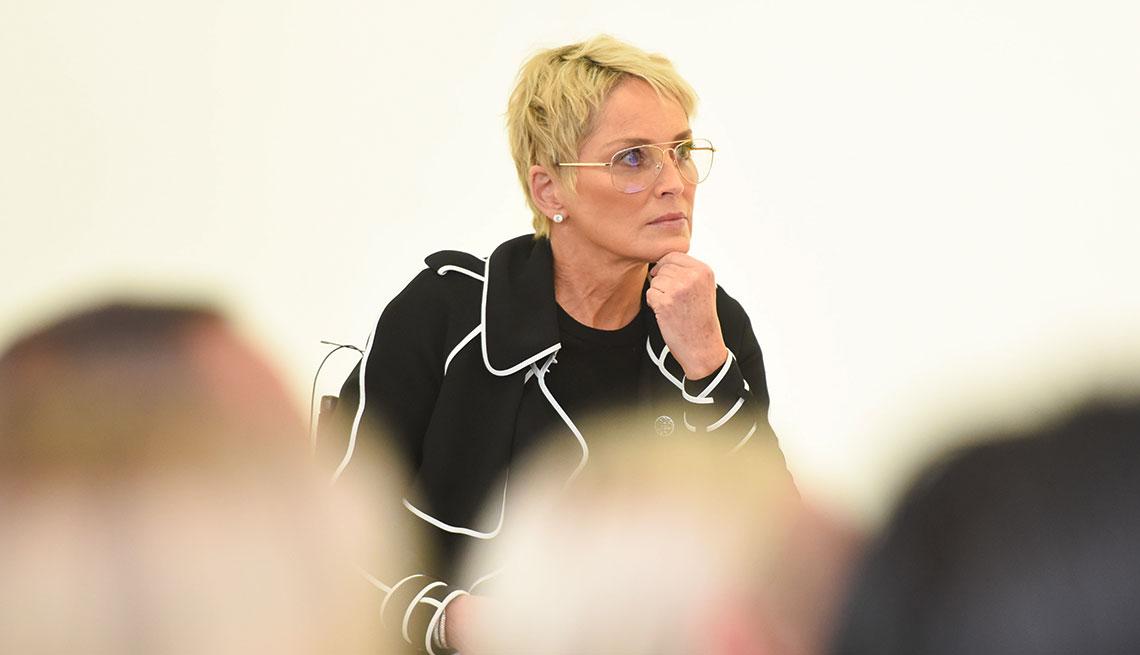 Brain Health- Sharon Stone