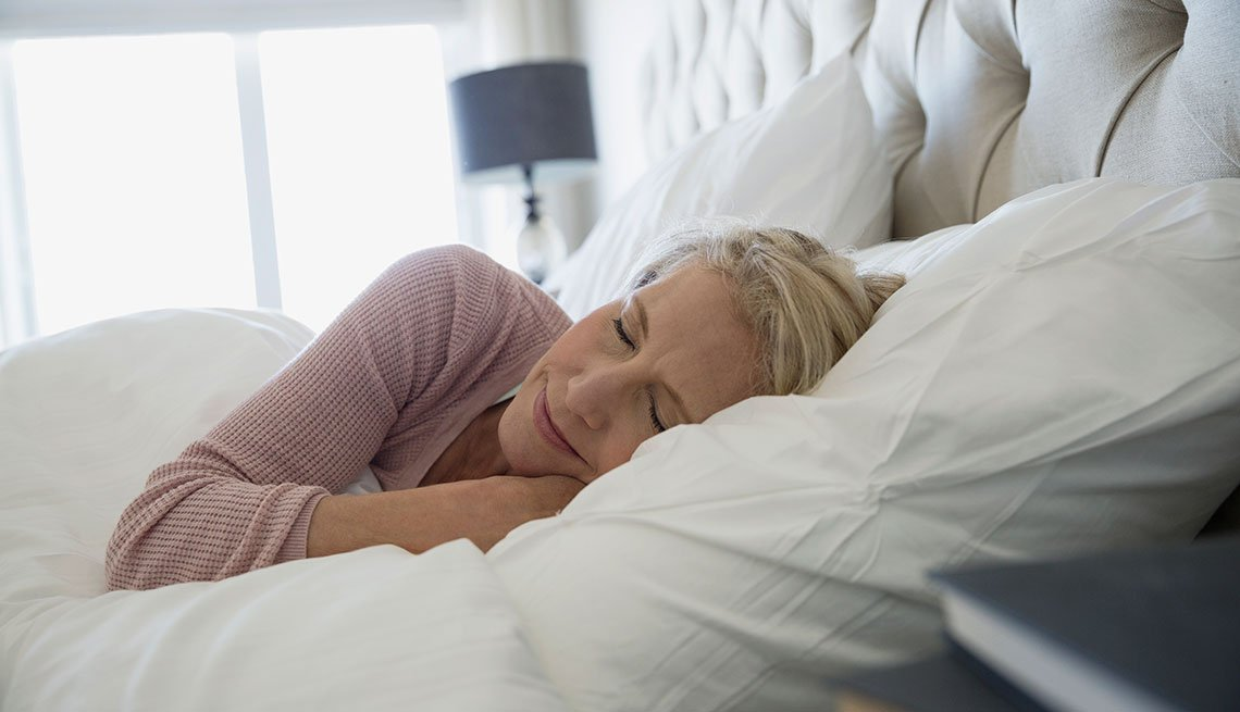 getting sufficient sleep may improve bone health