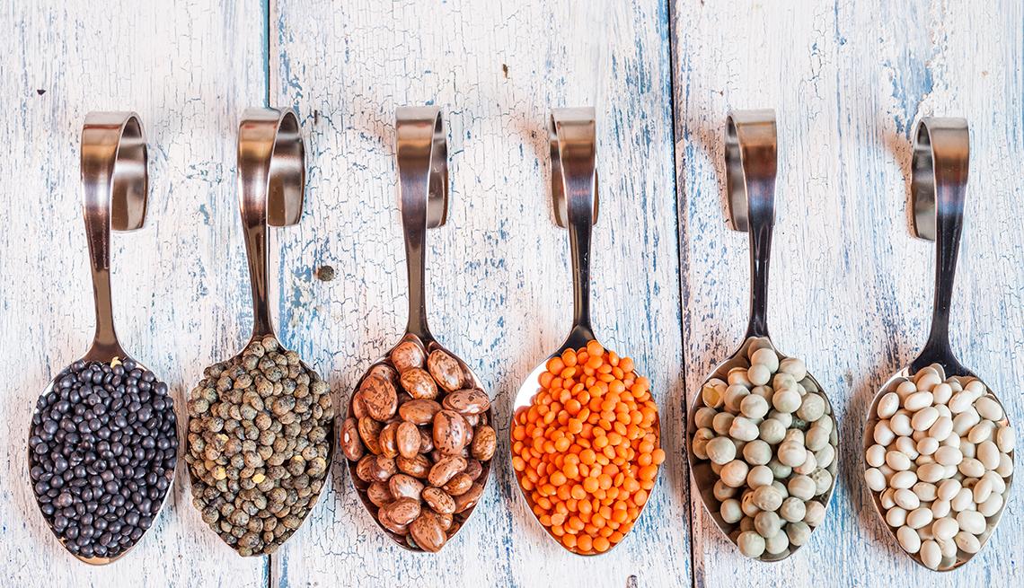 item 2 of Gallery image - Alimentos que debes evitar antes de una salida romántica - Diferentes tipos de granos