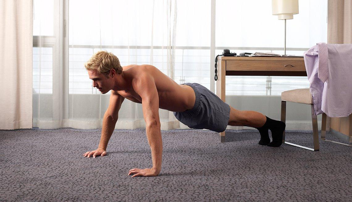 Push Up Exercises