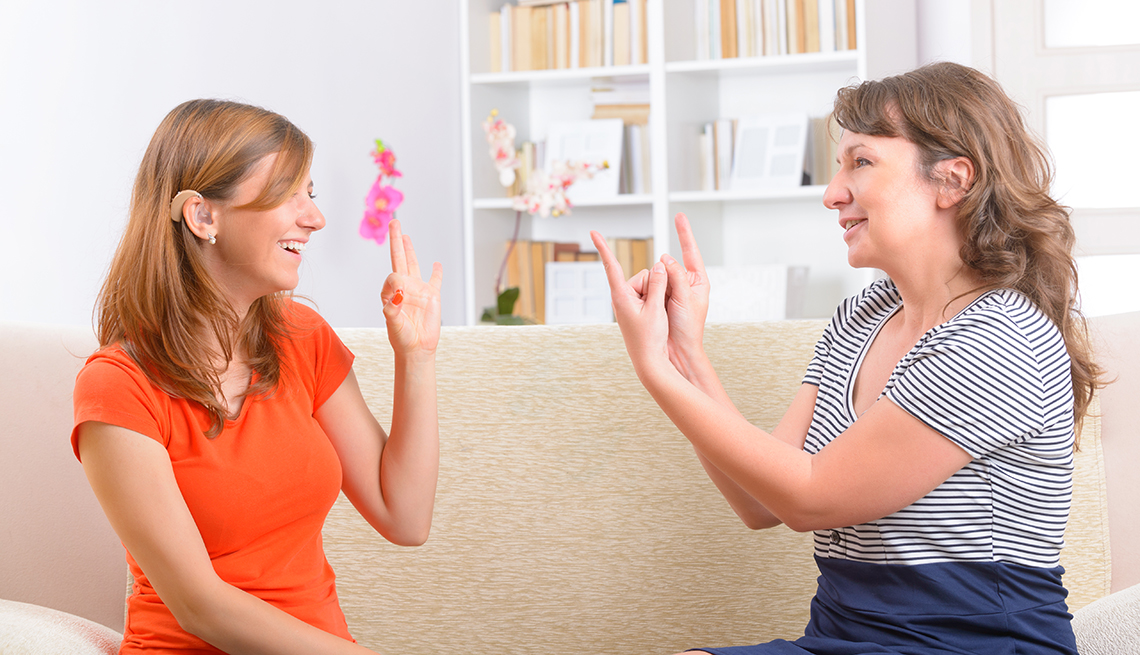 Tips for Learning Sign Language