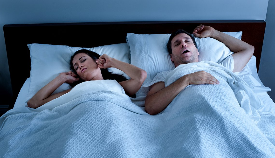 7 Signs of Sleep Apnea
