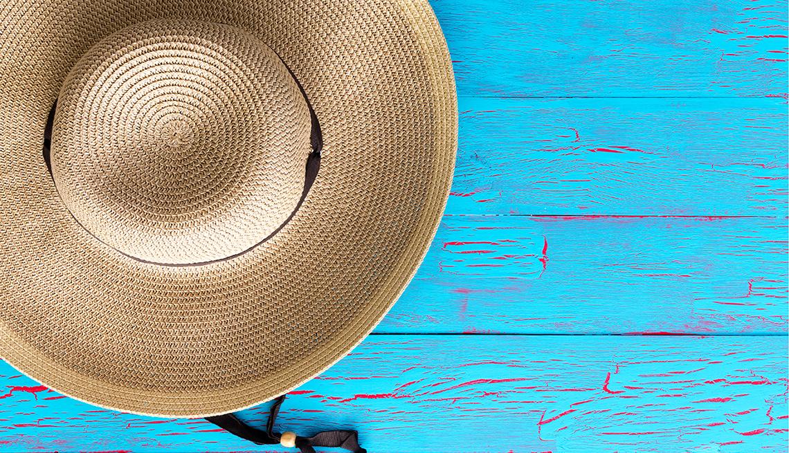 item 2 of Gallery image - Sombrero de ala ancha