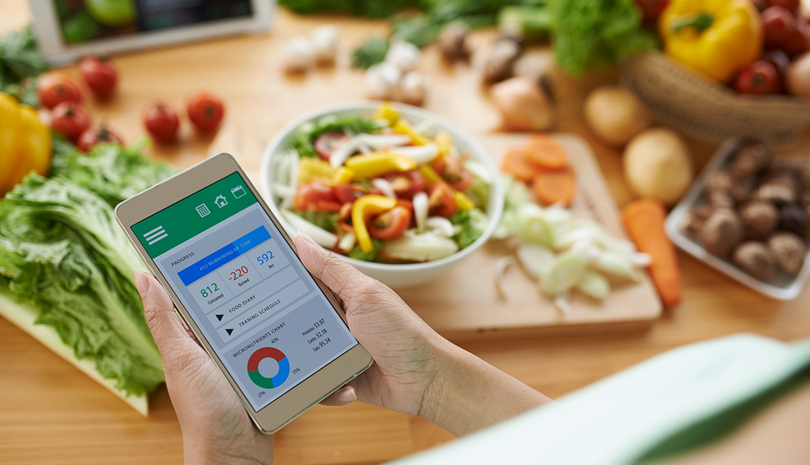 Apps For Losing Weight, Tracking Calories