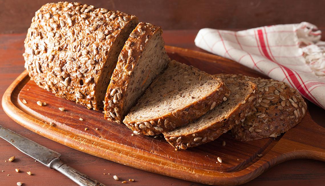 Barely bread