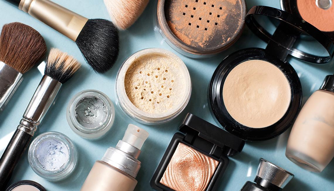 Cosmetics complaints study