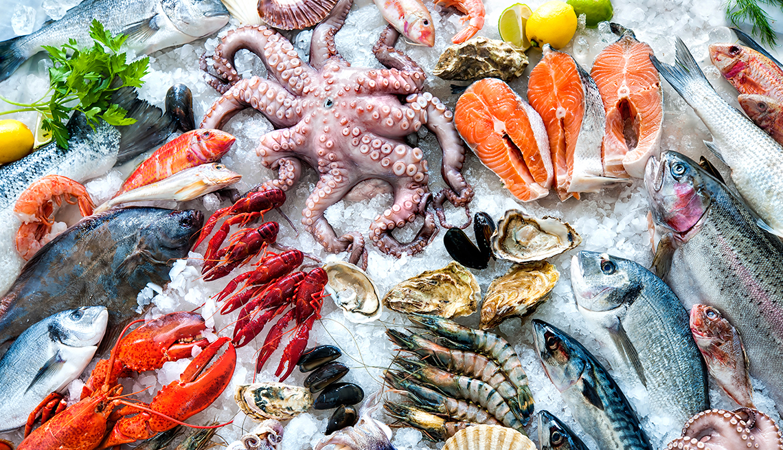 Not All Seafood is Created Equal When it Comes to Health