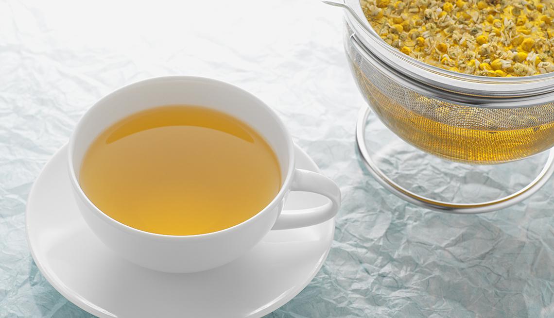 item 3 of Gallery image - manzanilla, tea, natural, pain, killers