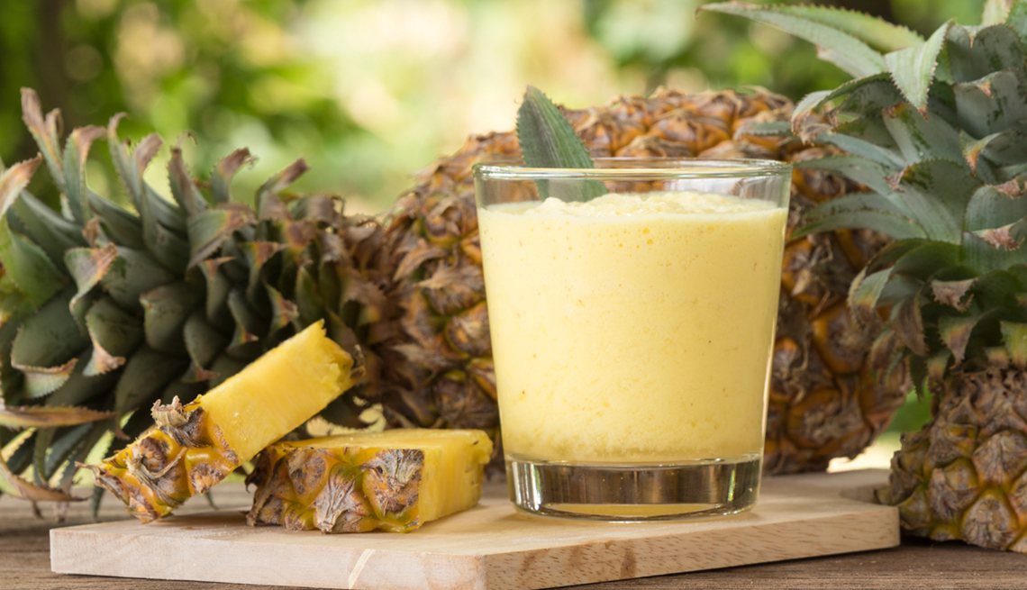 item 2 of Gallery image - pineapple, juice, natural, pain, killers