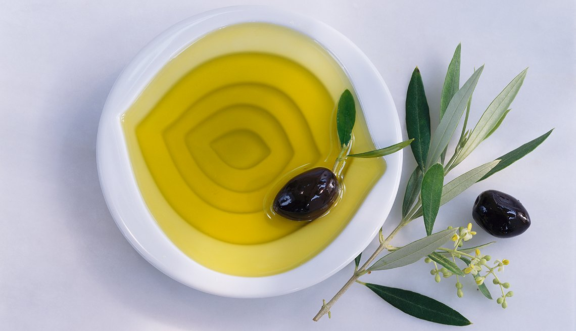 item 4 of Gallery image - olive, oil, bowl, natural, pain, killers