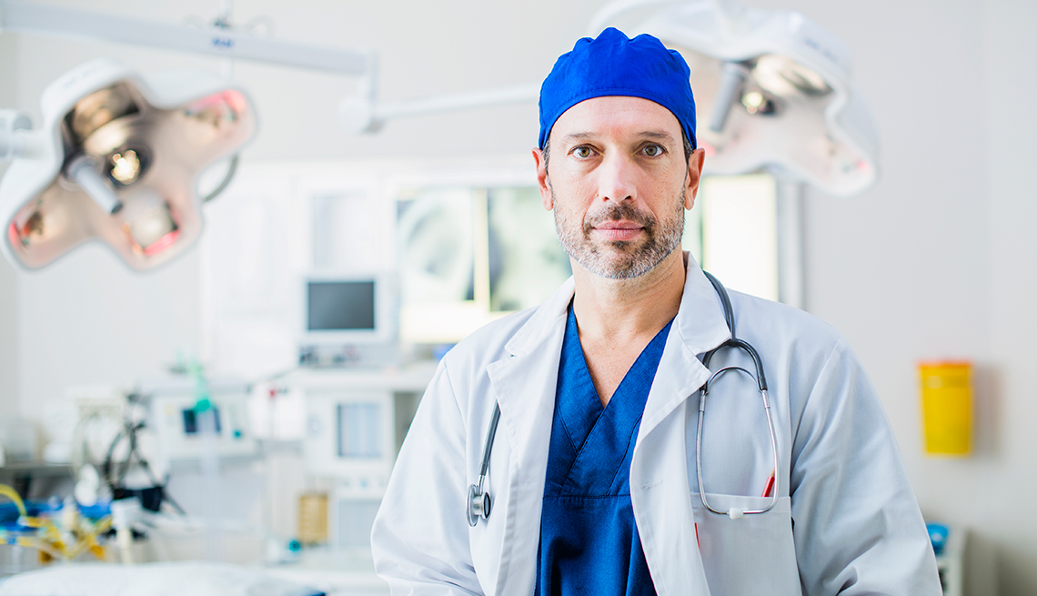 How to find a surgeon
