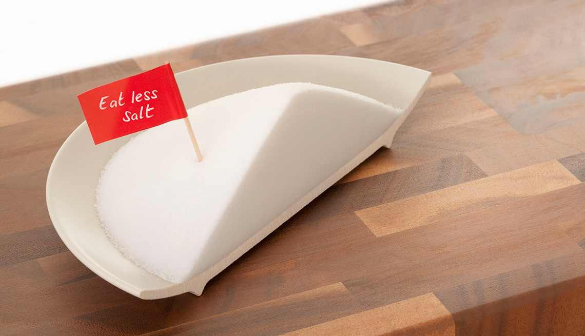 item 1 of Gallery image - How to Lower Salt Slideshow - Chef Daniel Thomas