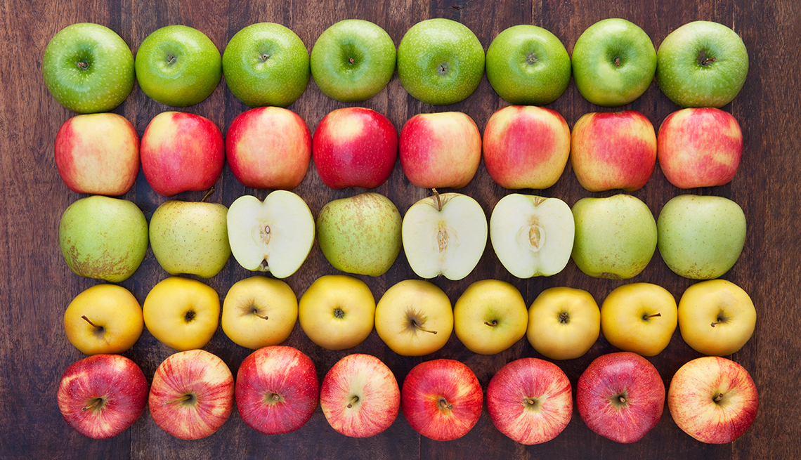 3 Reasons Apples are Good for you