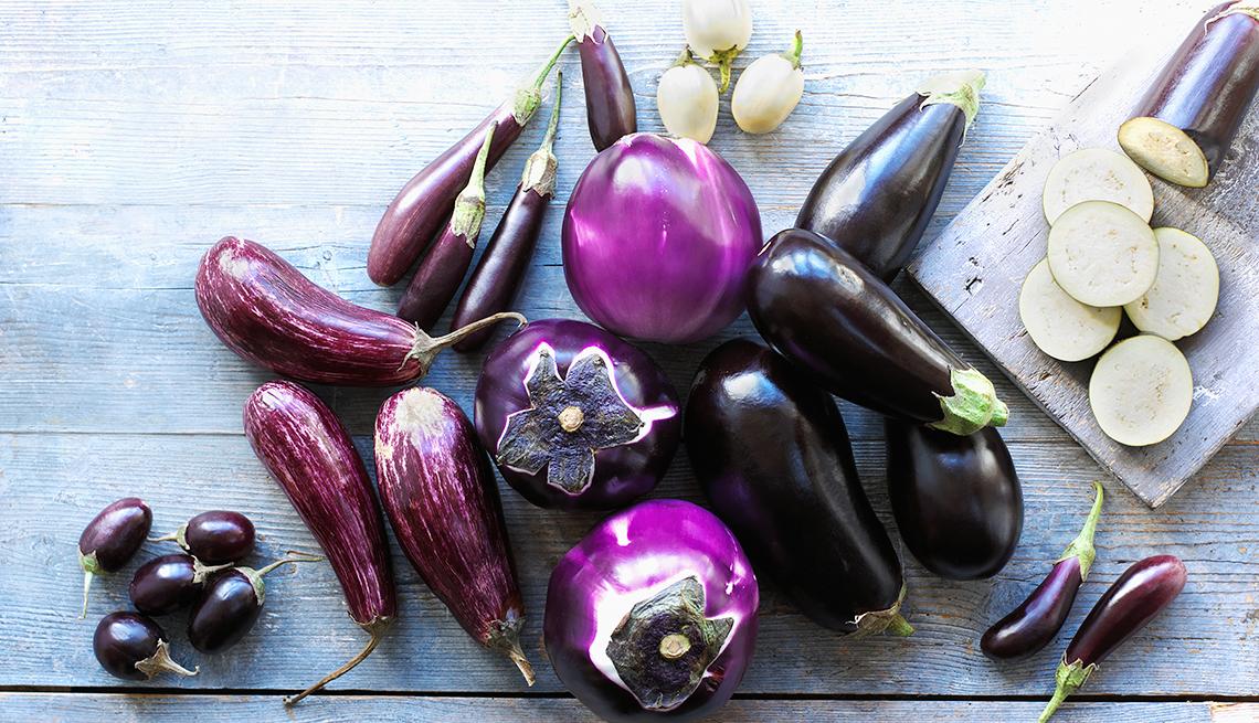 Purple Power Foods