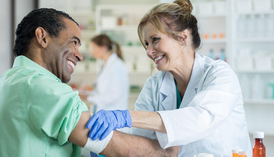 Flu Shot is More Effective for Older People