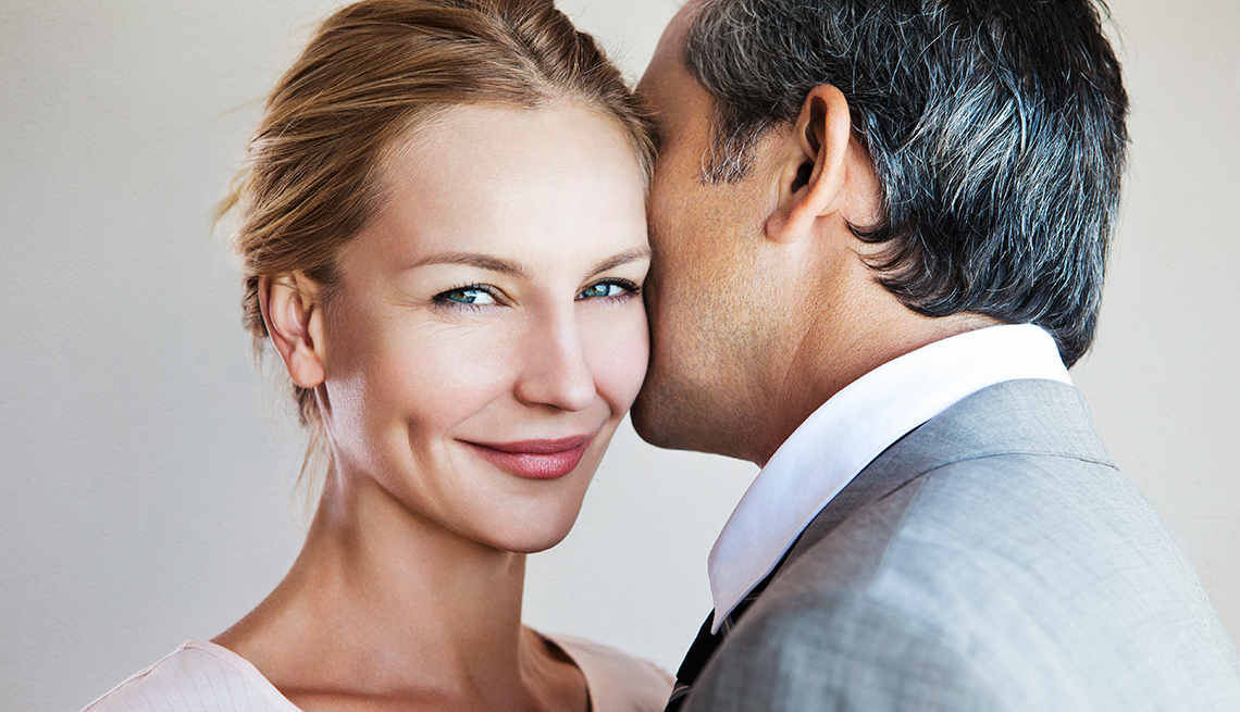 Relationships older december woman may 18 Celebritiy