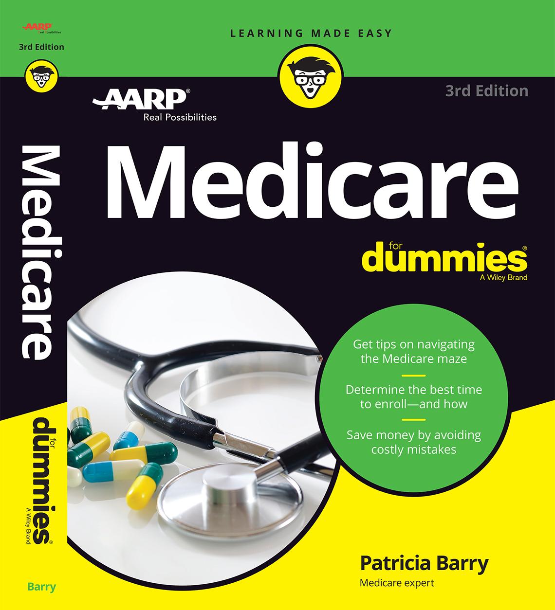 Medicare book cover