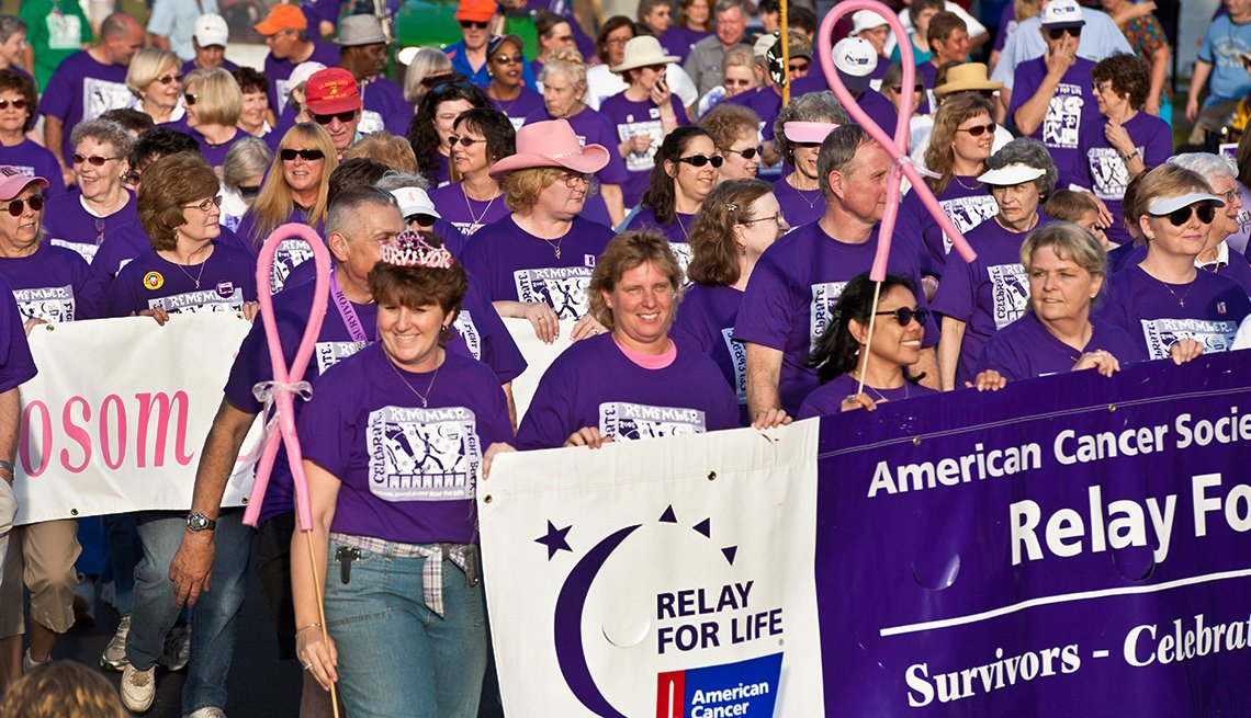 Relay For Life in Ocala, FL