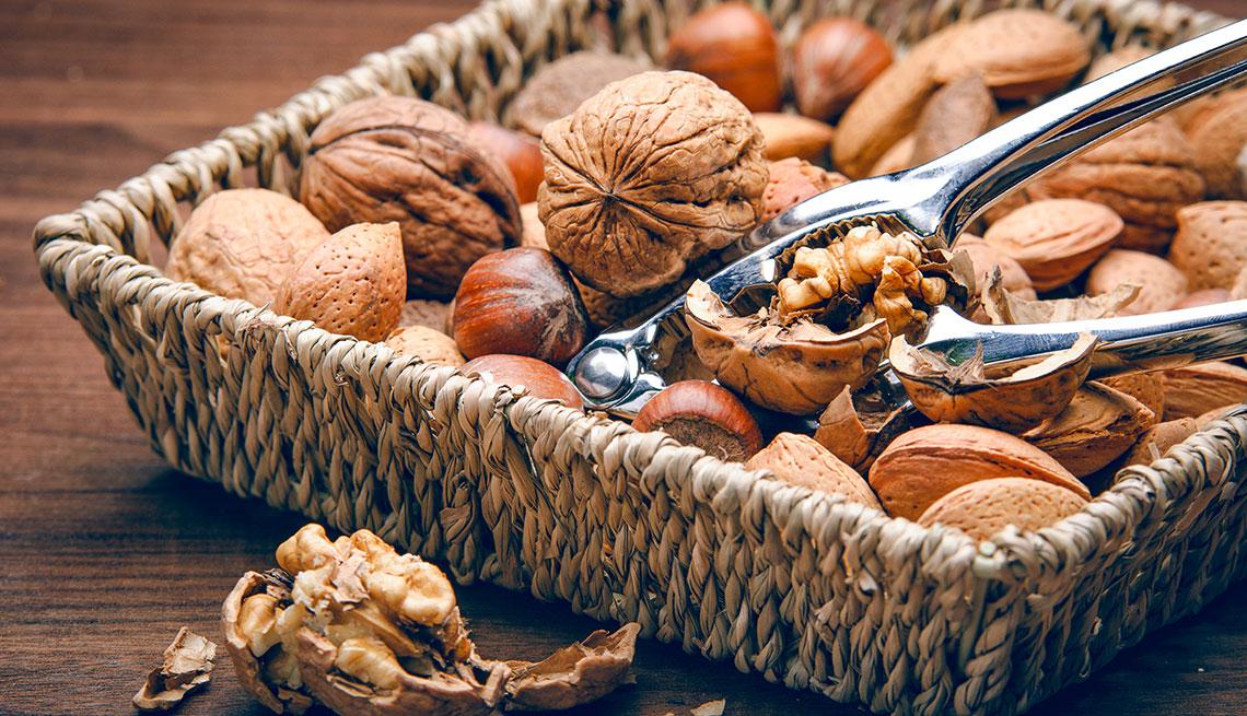 beneficios para la salud de las nueces pecanas