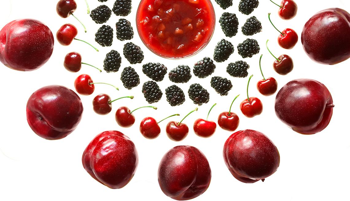 Alimentos ricos en flavonoides corazon