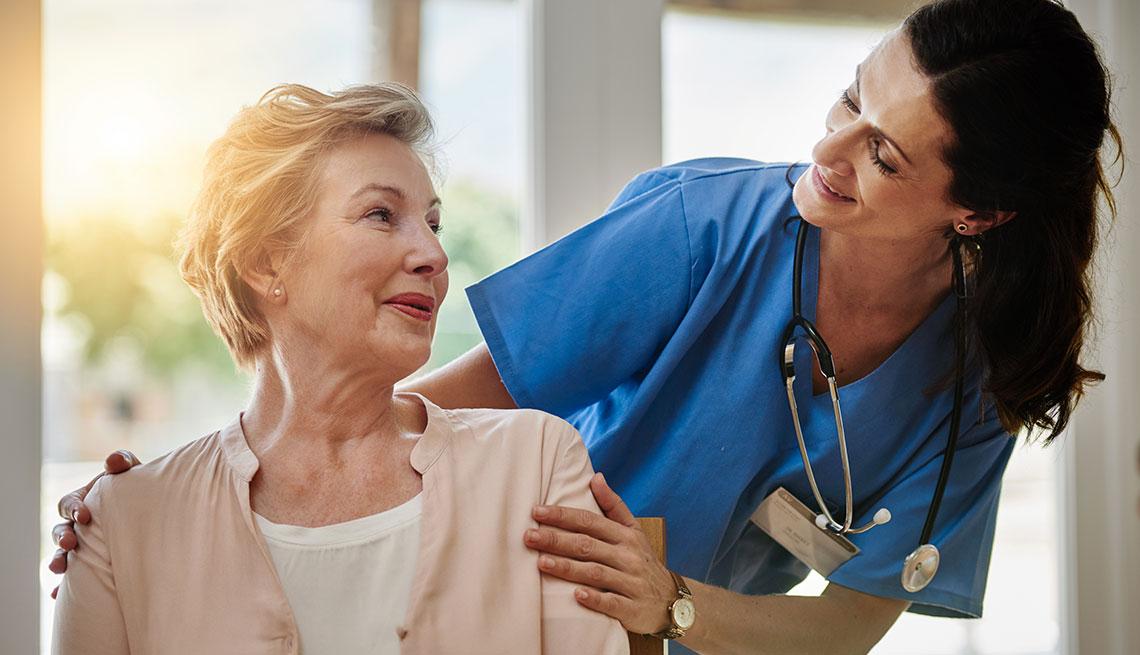 Nursing homes and the flu danger