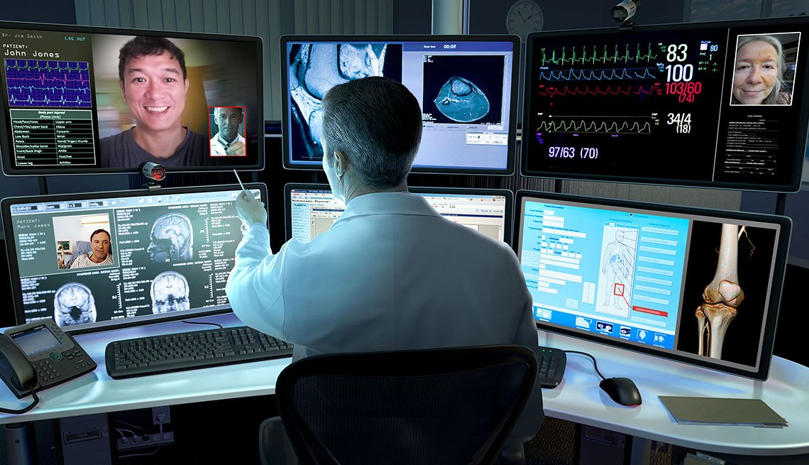 Telemedicine: Inside the Hospital Without Beds