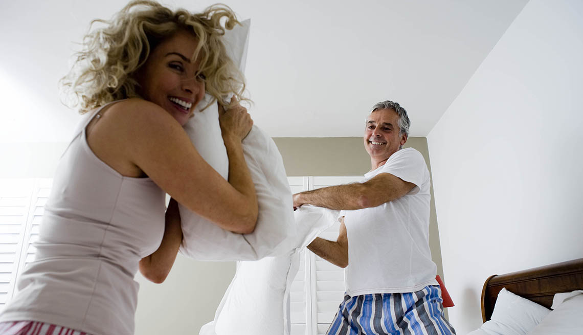 Agree, nude couples pillow fighting remarkable