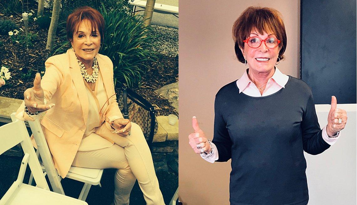 Arlene Howard antes y después