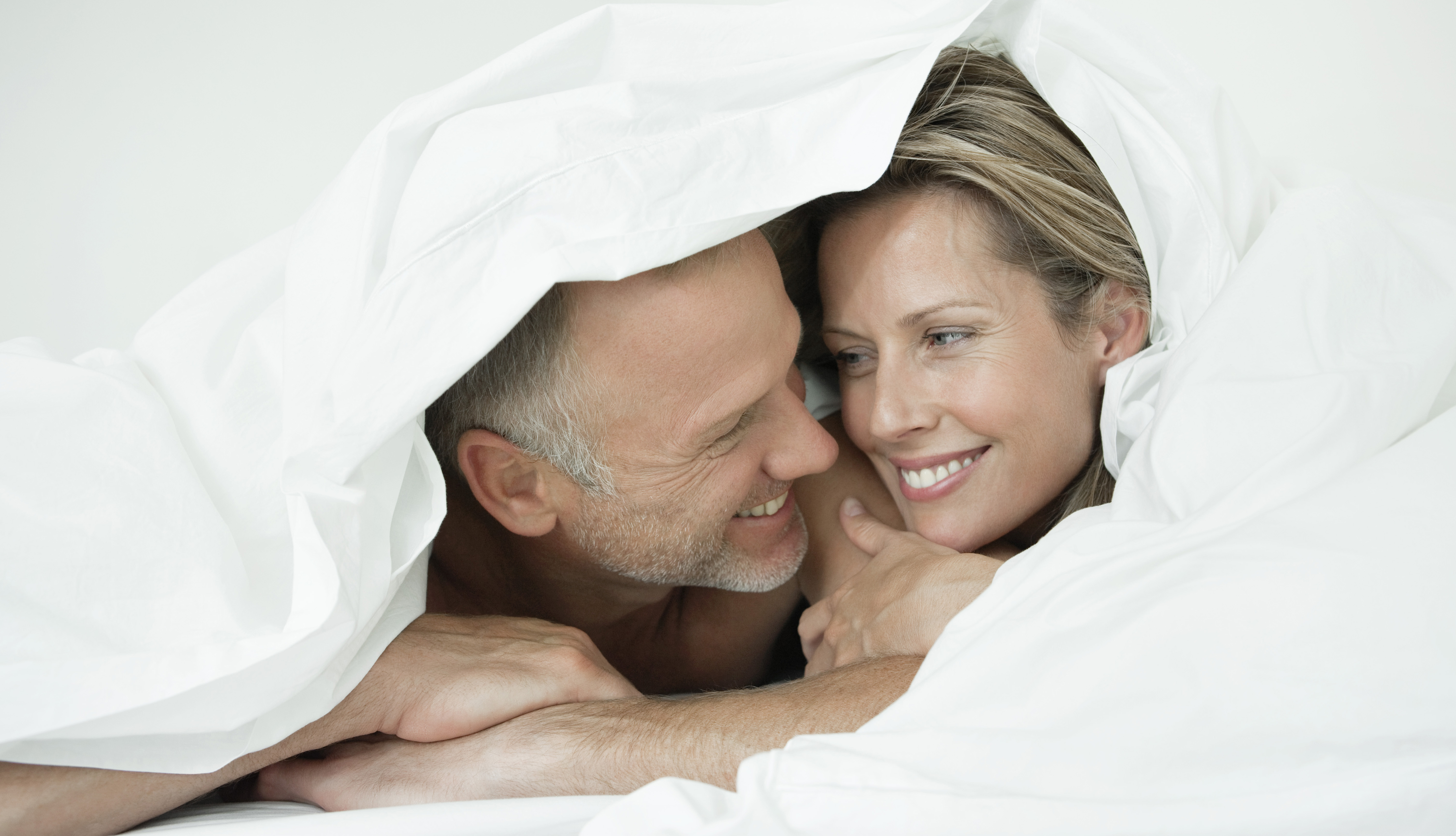 Curious topic sex for over 50